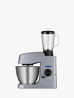 John Lewis & Partners JLSM628 Stand Food Mixer, Silver