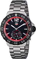 Tag Heuer Men's WAU1114.BA0858 Formula 1 Dial Dress Dial Watch