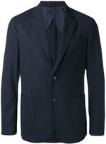 Fay classic blazer - men - Polyester/Spandex/Elastane/Virgin Wool - 50