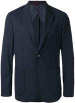 Fay classic blazer - men - Polyester/Spandex/Elastane/Virgin Wool - 52