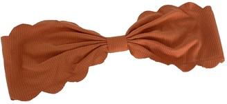 Marysia Swim Orange Cotton - elasthane Swimwear for Women