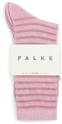 Falke Lurex Ribbed Socks