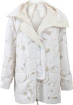 Moncler Pistache Fil Coupe Jacket
