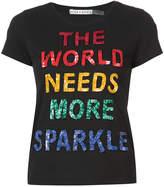 Alice + Olivia Alice+Olivia Sparkle T-shirt