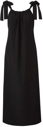 Rosa Tie Strap Maxi Dress