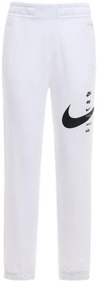Nike Swoosh Print Sweatpants