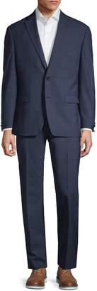 Lauren Ralph Lauren Regular-Fit Windowpane Check Suit