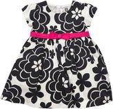 Carter's Floral Dress w/ Sash