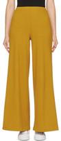Simon Miller Yellow Rian Lounge Pants