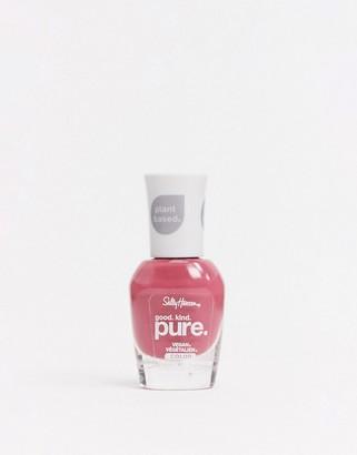 Sally Hansen Good Kind Pure Nail Polish - Eco Rose