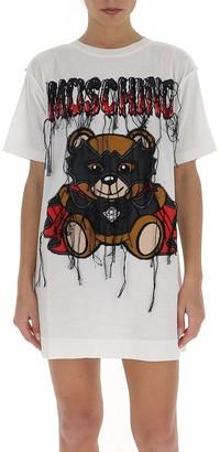 Moschino Teddy Bat T-Shirt Dress