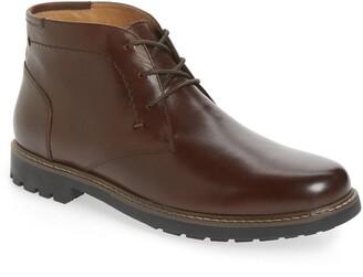 Florsheim Field Leather Chukka Boot