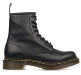 Dr. Martens Women's Black Polyurethane Ankle Boots.