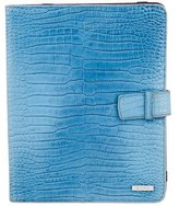 Etro Embossed Leather Tablet Case