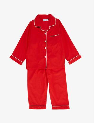 Mini Lunn Christmas cotton pyjamas 2-11 years