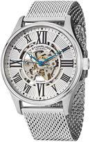 Stuhrling Original Mens Silver Tone Bracelet Watch-Sp13062