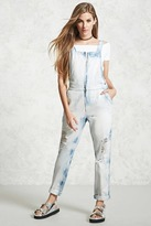 Forever 21 Contemporary Zip-Up Overalls