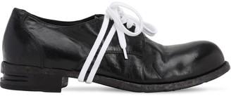 Mattia Capezzani Leather Lace-Up Shoes