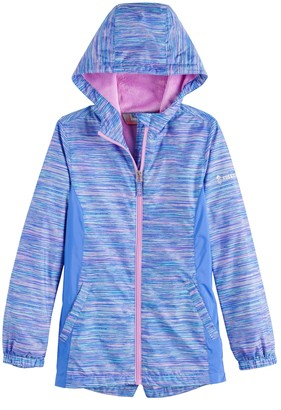 Free Country Girls 4-16 Windshear Jacket With Hood