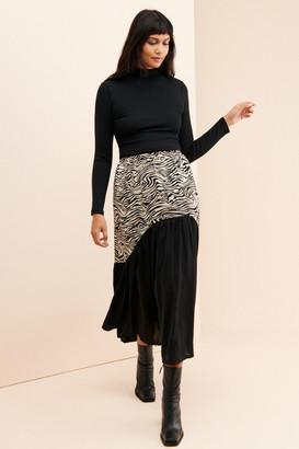 Just Female Olympia Maxi Skirt