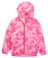 Joe Fresh Camo Wind Breaker (Big Girls)