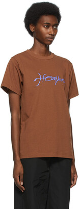 Marc Jacobs Brown Heaven by Distorted T-Shirt