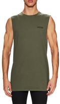 Zanerobe Cotton Tall Muscle Tank Top