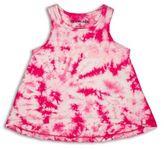 True Religion Toddler's & Little Girl's Tie-Dye Tank