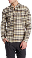 O'Neill Redmond Trim Fit Plaid Flannel Shirt
