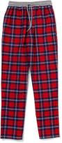 David Jones Brushed Cotton Pant With Knit Waistband