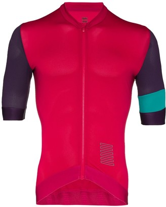 Rapha Panelled Zip-Up Cycling Top