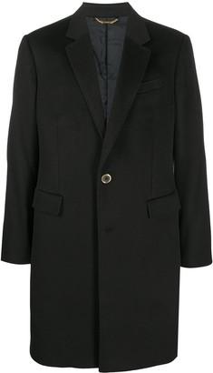 Versace Cashmere Overcoat
