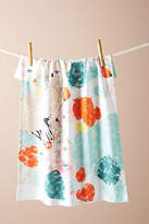 Liberty for Anthropologie Abstract Meadow Dish Towel
