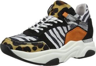 Steve Madden Women's Flexy Sneaker Trainers