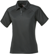 Clique Graphite Canberra Lady Polo - Plus Too