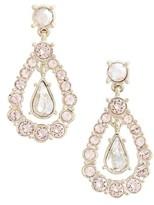 St. John Women's Swarovski Crystal Drop Earrings