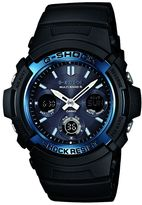 G-shock G-shock Awg-m100a-1aer Black Sports Watch