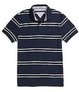 Tommy Hilfiger Men's Stripe Wicking Polo
