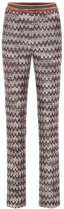 Missoni Wool-blend slim pants