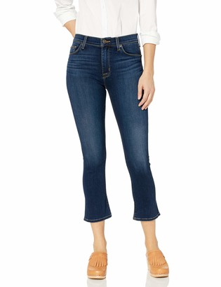 Hudson Women's Barbara High Waist Super Skinny Ankle 5-Pocket Jean
