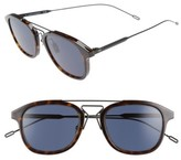 Christian Dior Men's 'Black Tie' 51Mm Sunglasses - Havana