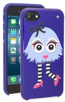 Kate Spade Make Your Own Monster Iphone 7 Case - Blue