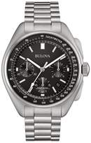 Bulova Stainless Steel Chronograph Bracelet Watch 96b258