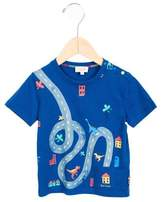 Paul Smith Boys' Graphic Print Short Sleeve Top