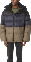 Public School Gombu Hooded Down Jacket