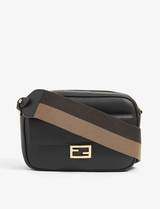 Fendi Baguette mini leather camera bag