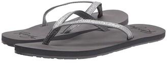 Roxy Napili (Black 3) Women's Sandals
