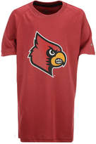 Colosseum Louisville Cardinals Kramer Raglan T-Shirt, Big Boys (8-20)