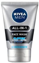 Nivea Men All-in-1 10x Whitening Effect Face Wash(100 G) By Dodo Store
