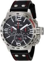 TW Steel Men's CS9 Analog Display Quartz Watch
